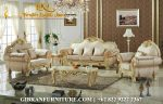 Gambar Sofa Ruang Tamu Klasik Modern