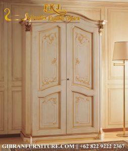 Lemari Pakain Minimalis Modern Pintu 2, Almari Pakaian Mewah Minimalis Terbaru
