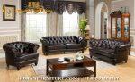 Model Sofa Ruang Tamu Minimalis Jati
