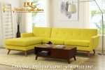 Sofa Ruang Keluarga Minimalis Sudut Jati