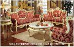 Sofa Ruang Tamu Ukiran Classic Jepara