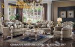 Sofa Tamu Mewah Klasik Modern