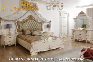 Tempat Tidur Minimalis Modern, Kamar Set Mewah Ukir Klasik Modern
