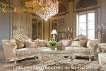 Sofa Ruang Tamu Mewah Klasik Terbaru