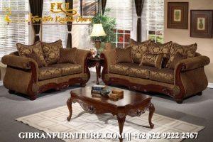 Sofa Ruang Tamu Minimalis Jati, Sofa Tamu Mewah Ukiran Jati Jepara