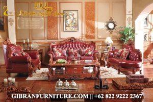 Kursi Tamu Mewah Ukiran Jepara, Sofa Tamu Mewah Klasik Modern