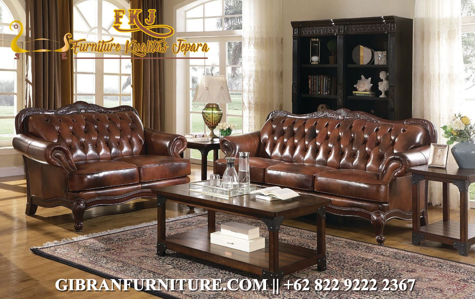 Sofa Ruang Tamu Minimalis Terbaru